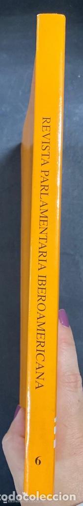Libros de segunda mano: REVISTA PARLAMENTARIA IBEROAMERICANA. VIII CONFERENCIA DE PRESIDENTES. MADRID, 1985. PAGS: 271 - Foto 2 - 217962500
