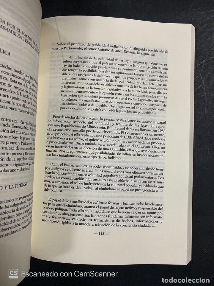 Libros de segunda mano: REVISTA PARLAMENTARIA IBEROAMERICANA. VIII CONFERENCIA DE PRESIDENTES. MADRID, 1985. PAGS: 271 - Foto 3 - 217962500
