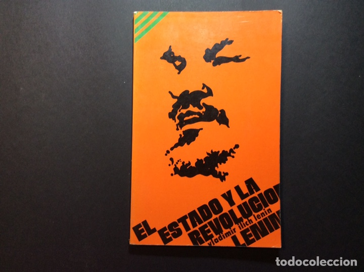 EL ESTADO Y LA REVOLUCIÓN. LENIN (Libros de Segunda Mano - Pensamiento - Política)
