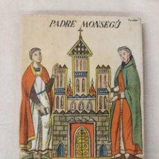 Libros de segunda mano: PADRE MONSEGÚ.EL OCCIDENTE Y LA HISPANIDAD. Lote 222534888