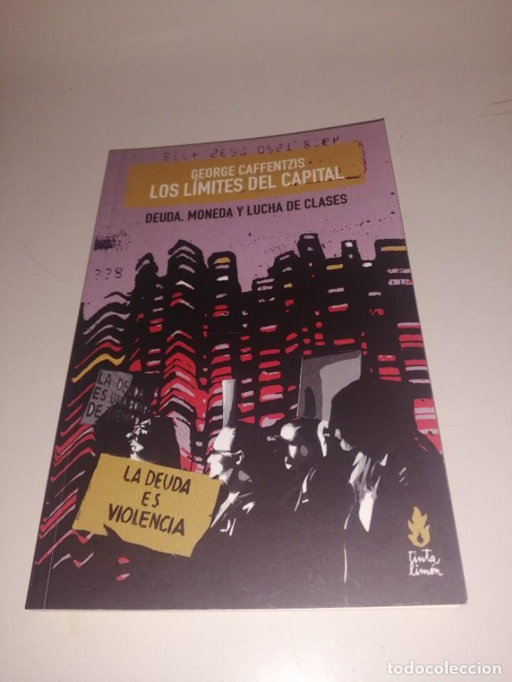 GEORGE CAFFENTZIS, LOS LÍMITES DEL CAPITAL (Libros de Segunda Mano - Pensamiento - Política)
