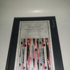 Libros de segunda mano: MEMORIAS DE UN REVOLUCIONARIO, PIOTR KROPOTKIN. Lote 222949995