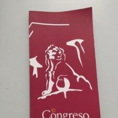 Libros de segunda mano: EL CONGRESO DE LOS DIPUTADOS. Lote 223294953