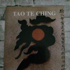 Livros em segunda mão: TAO TE CHING. WANG, PI -. Lote 227256635