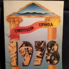 Libros de segunda mano: LA CONSTITUCIÓN ESPAÑOLA. 1978. LB14. Lote 227873620