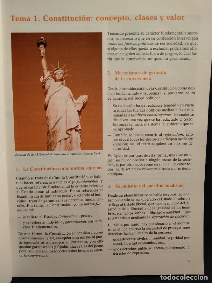 Libros de segunda mano: La constitución Española. 1978. Lb14 - Foto 3 - 227873620