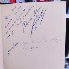 Libros de segunda mano: CONSTITUCION POLITICA DE LA REPUBLICA DE GUATEMALA, DEDICADO POR JOSE ROBERTO ALEJOS (POLITICO). Lote 233207665