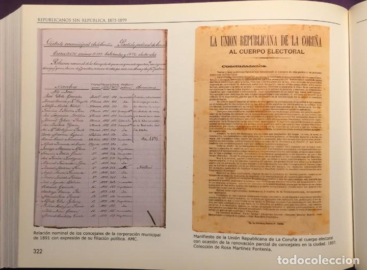 Libros de segunda mano: El Republicanismo Coruñés En La Historia - Foto 3 - 234537520