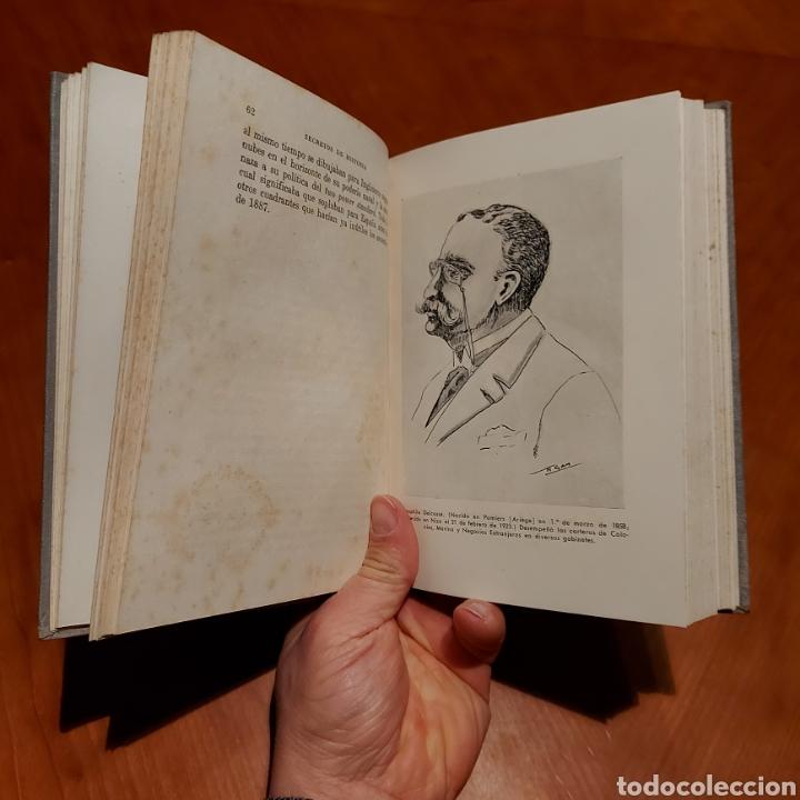 Libros de segunda mano: Ilustrado Secretos de la Historia Política Contemporánea Primera Edición 1944 Surco GAY DE MONTELLÀ - Foto 5 - 234929735