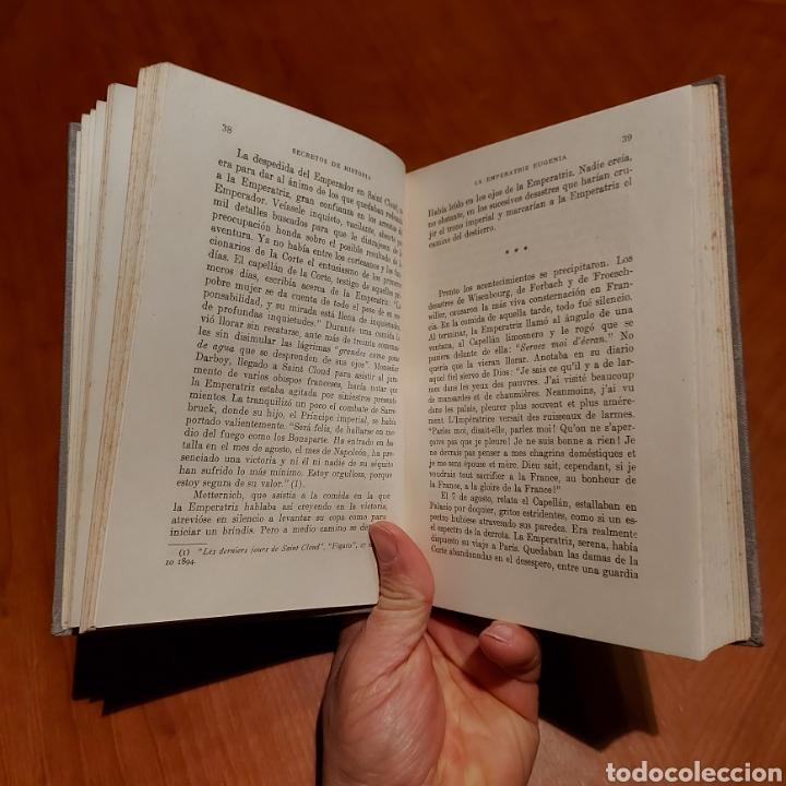 Libros de segunda mano: Ilustrado Secretos de la Historia Política Contemporánea Primera Edición 1944 Surco GAY DE MONTELLÀ - Foto 6 - 234929735