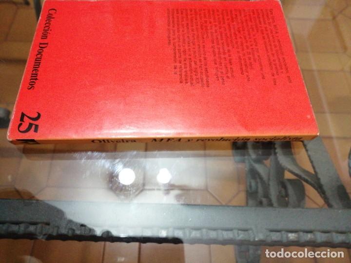 Libros de segunda mano: CESAR OLIVEIRA - MFA Y REVOLUCION SOCIALISTA - Foto 2 - 234992075