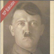 Libri di seconda mano: MI LUCHA, DE ADOLF HITLER.. Lote 235064405