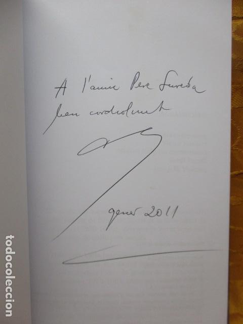 Libros de segunda mano: POLITICA SOCIAL - ANTONI COMAS - DEDICADO Y FIRMADO POR EL AUTOR - COMO NUEVO - Foto 5 - 235200700