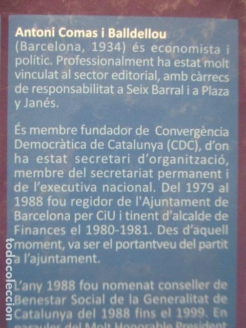 Libros de segunda mano: POLITICA SOCIAL - ANTONI COMAS - DEDICADO Y FIRMADO POR EL AUTOR - COMO NUEVO - Foto 13 - 235200700