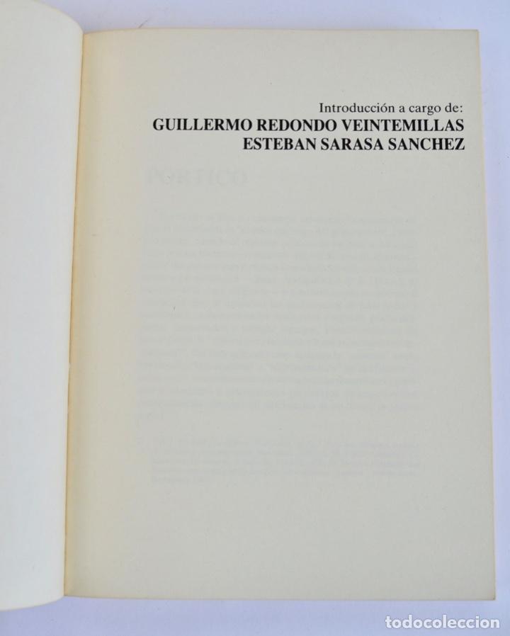 Libros de segunda mano: Gerónimo Martel. Forma de Celebrar Cortes en Aragón. Edición Facsímil. Cortes de Aragón 1984 - Foto 3 - 236353805
