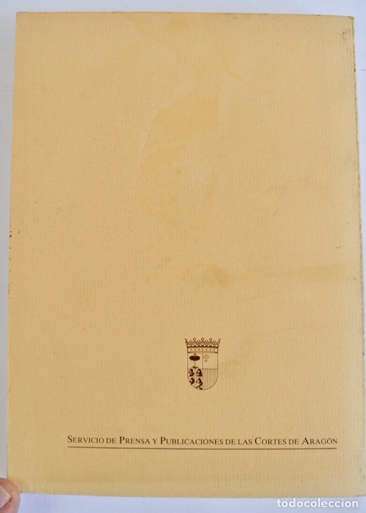 Libros de segunda mano: Gerónimo Martel. Forma de Celebrar Cortes en Aragón. Edición Facsímil. Cortes de Aragón 1984 - Foto 12 - 236353805
