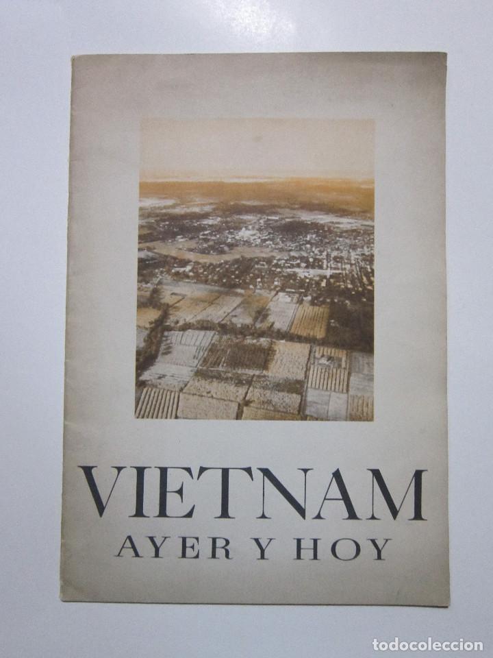 VIETNAM, AYER Y HOY: UN FOLLETO DE REFERENCIA (Libros de Segunda Mano - Pensamiento - Política)