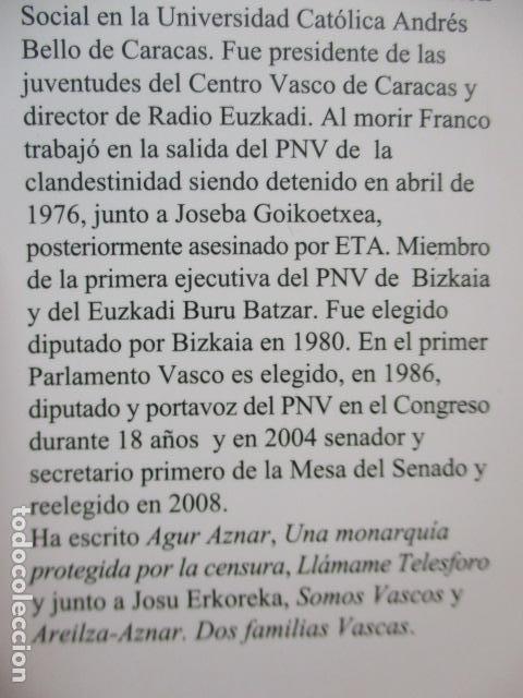 Libros de segunda mano: EXTRAÑOS EN MADRID: UNA REPÚBLICA CONFEDERAL PARA UNA ESPAÑA PLURAL. ANASAGASTI - Foto 5 - 236417770