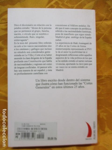 Libros de segunda mano: EXTRAÑOS EN MADRID: UNA REPÚBLICA CONFEDERAL PARA UNA ESPAÑA PLURAL. ANASAGASTI - Foto 12 - 236417770