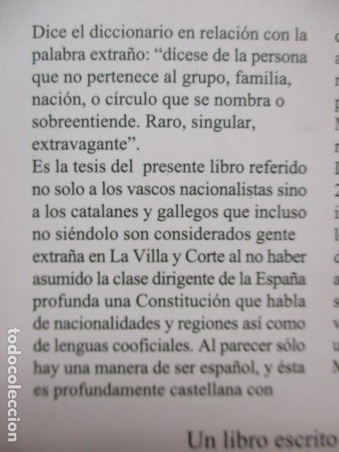 Libros de segunda mano: EXTRAÑOS EN MADRID: UNA REPÚBLICA CONFEDERAL PARA UNA ESPAÑA PLURAL. ANASAGASTI - Foto 13 - 236417770
