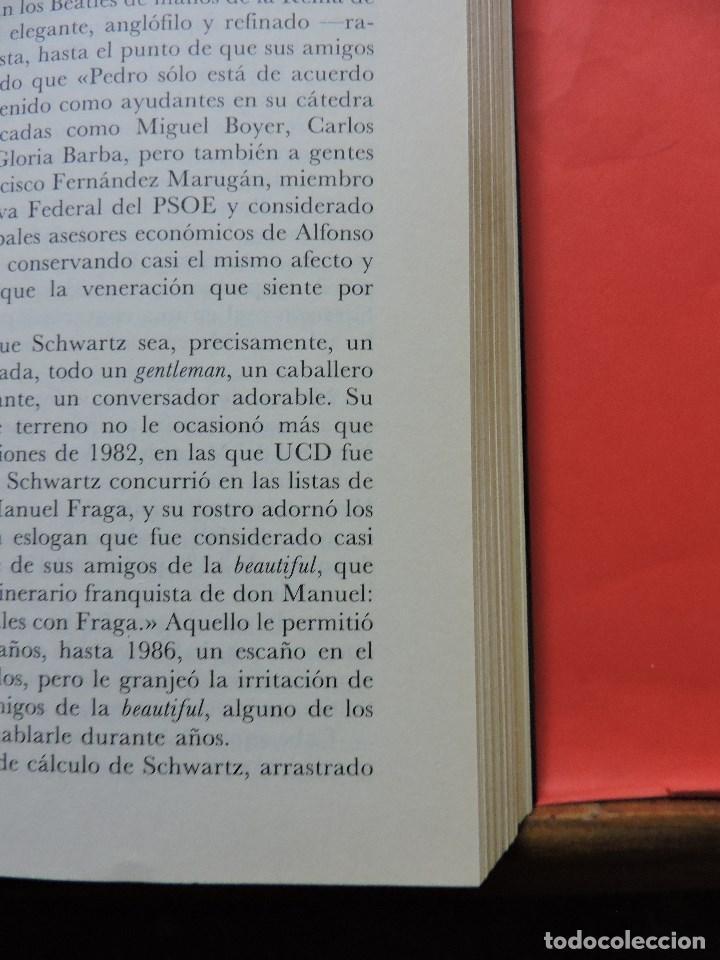 Libros de segunda mano: Miguel Boyer. El hombre que sabía demasiado. GUTIÉRREZ, José Luis. Temas de Hoy - Foto 2 - 236524465