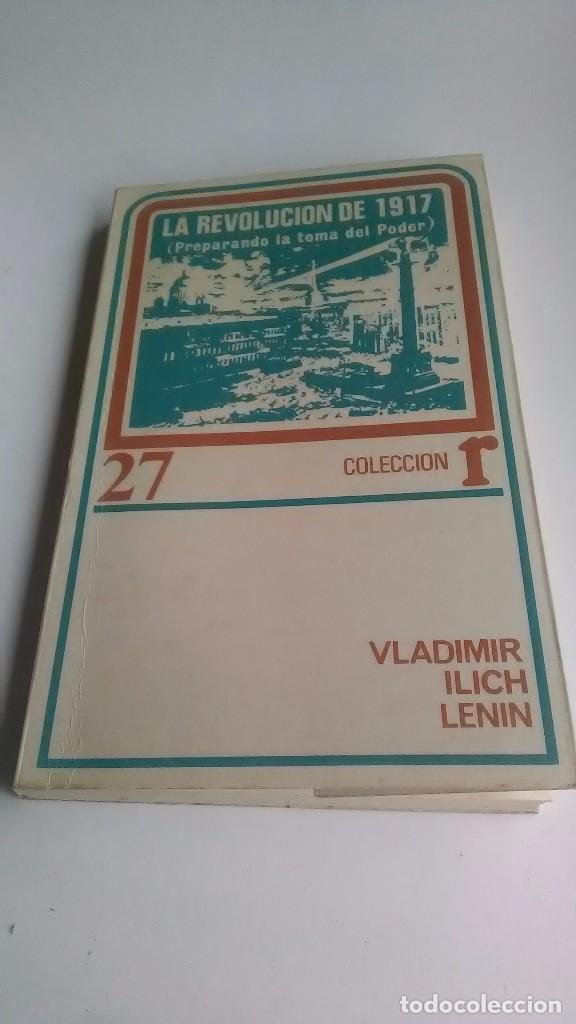 LENIN. LA REVOLUCIÓN RUSA. 1973. PRIMERA EDICIÓN. EDITORIAL ROCA. MÉXICO. (Libros de Segunda Mano - Pensamiento - Política)