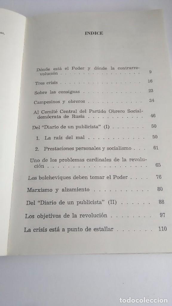 Libros de segunda mano: Lenin. La Revolución Rusa. 1973. Primera edición. Editorial Roca. México. - Foto 4 - 236915620