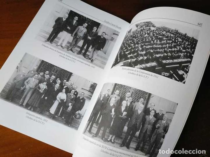 Libros de segunda mano: FRANCISCO LARGO CABALLERO: SU COMPROMISO INTERNACIONAL - JOSEFINA CUESTA BUSTILLO - Foto 7 - 237063385
