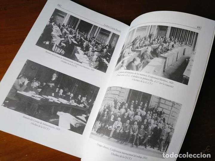 Libros de segunda mano: FRANCISCO LARGO CABALLERO: SU COMPROMISO INTERNACIONAL - JOSEFINA CUESTA BUSTILLO - Foto 8 - 237063385