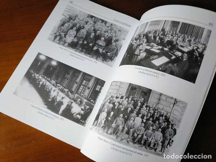 Libros de segunda mano: FRANCISCO LARGO CABALLERO: SU COMPROMISO INTERNACIONAL - JOSEFINA CUESTA BUSTILLO - Foto 9 - 237063385