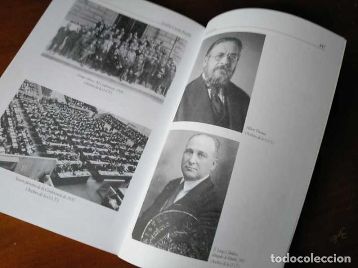 Libros de segunda mano: FRANCISCO LARGO CABALLERO: SU COMPROMISO INTERNACIONAL - JOSEFINA CUESTA BUSTILLO - Foto 10 - 237063385