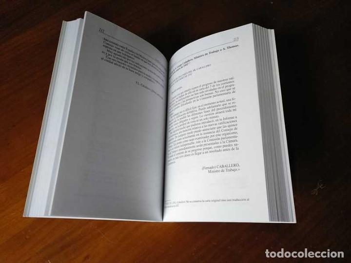 Libros de segunda mano: FRANCISCO LARGO CABALLERO: SU COMPROMISO INTERNACIONAL - JOSEFINA CUESTA BUSTILLO - Foto 16 - 237063385