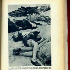 Libros de segunda mano: LOS HORRORES POLACOS DURANTE LA GUERRA.. Lote 237380585