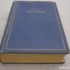 Livres d'occasion: JOSÉ ANTONIO PRIMO DE RIVERA - BIOGRAFÍA APASIONADA - FALANGE ESPAÑOLA-1ª EDICIÓN - 1941 - JUVENTUD. Lote 237831055