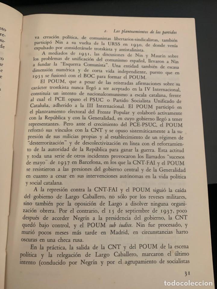 Libros de segunda mano: RAMÓN TAMAMES - LA REPÚBLICA LA ERA DE FRANCO - Foto 3 - 237897680