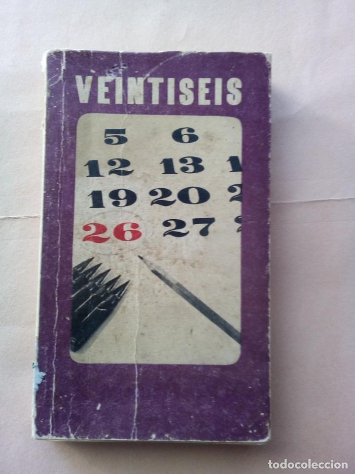26. CUBA.VEINTISEIS. (Libros de Segunda Mano - Pensamiento - Política)