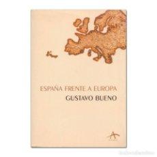 Livros em segunda mão: ESPAÑA FRENTE A EUROPA. Lote 243098770