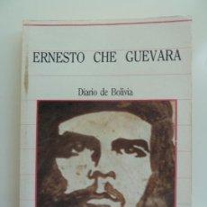 Libros de segunda mano: DIARIO DE BOLIVIA. ERNESTO CHE GUEVARA. Lote 243572835