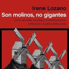 Libros de segunda mano: SON MOLINOS NO GIGANTES. Lote 243835390