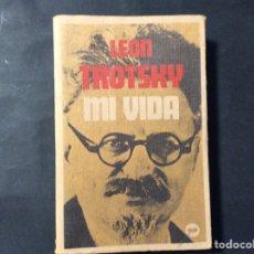 Libros de segunda mano: MI VIDA. LEON TROTSKY.. Lote 243930305