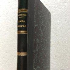 Libros de segunda mano: REMA SEMPRE! MEMÓRIAS, CRÍTICA, PAISAGEM. POR LOPES D´OLIVEIRA, 1940, 1.ª EDICIÓN. EN PORTUGUÉS.. Lote 244736230