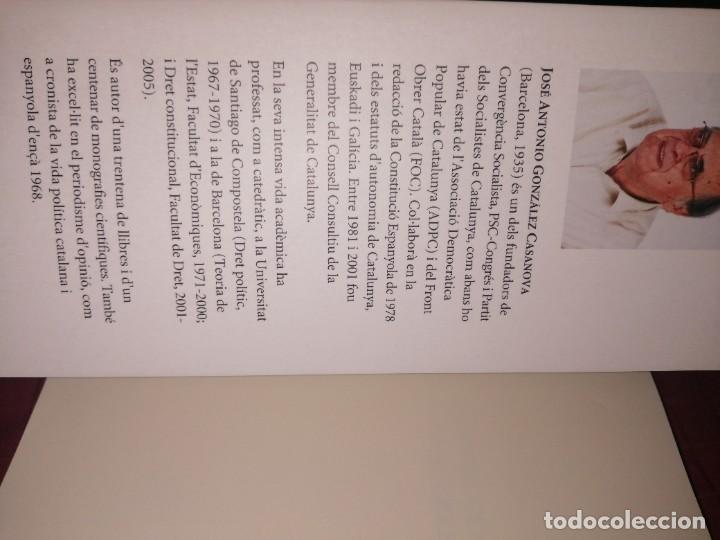 Libros de segunda mano: LA MEVA GENT DESQUERRES - J.A. GONZALEZ CASANOVA - Foto 4 - 245132605