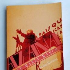 Libros de segunda mano: AZAÑA JOSÉ MARIA MARCO. Lote 245313285