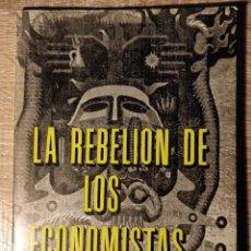 Libros de segunda mano: IMAGEN DEL VENDEDOR LA REBELIÓN DE LOS ECONOMISTAS ** CAMARA, HELDER. Lote 245760240