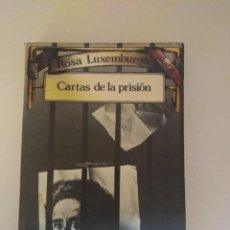Libros de segunda mano: CARTAS DE LA PRISION ROSA LUXEMBURGO AKAL EDITOR. Lote 246320990