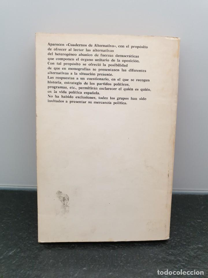 Libros de segunda mano: P.S.P. Una Opción Socialista. Enrique Tierno Galván y Francisco Javier Bobillo. Akal editor 1976. - Foto 2 - 245501490
