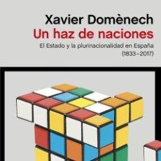Libros de segunda mano: UN HAZ DE NACIONES. Lote 246466990