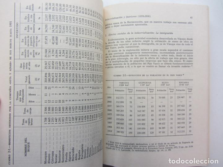 Libros de segunda mano: ORÍGENES, IDEOLOGÍA Y ORGANIZACIÓN DEL NACIONALISMO VASCO 1876-1904. JAVIER CORCUERA ATIENZA 1979 - Foto 4 - 246724460