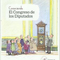 Libros de segunda mano: EL CONGRESO DE LOS DIPUTADOS. Lote 247235580