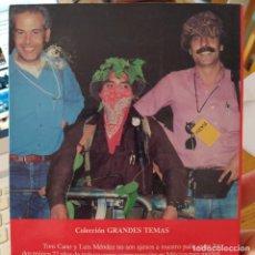 Libros de segunda mano: CHIAPAS. LA GUERRA CONTRA EL TIEMPO, LUIS MENDEZ, ED. TH, MEXICO. 1994. Lote 249111275